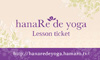 Yoga space hanaRe